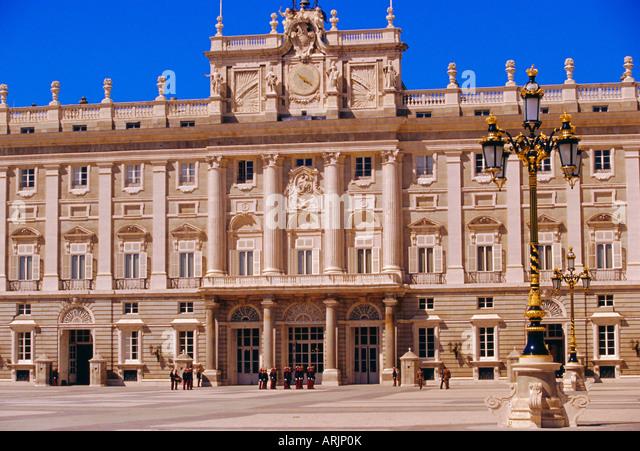 spanish baroque architecture stock photos spanish