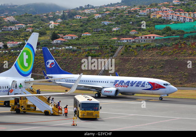 Air Travel Corporation Madeira