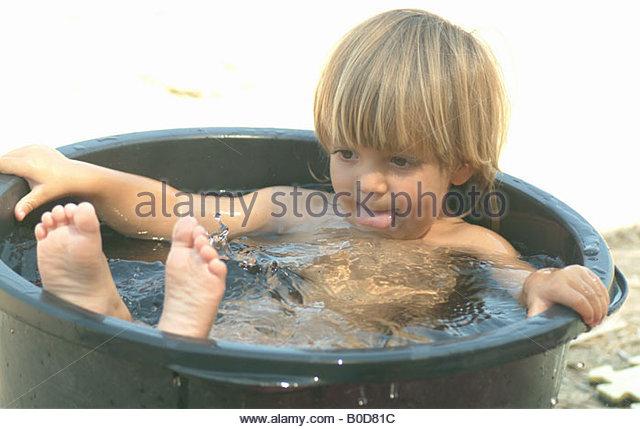 Hot Tub Garden Stock Photos Hot Tub Garden Stock Images Alamy