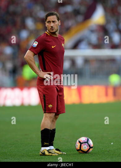 Totti Roma Stock Photos & Totti Roma Stock Images - Alamy