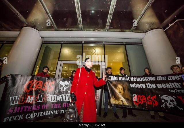 Class War \u0027Poor Door\u0027 segregation & Separate Poor Door Stock Photos \u0026 Separate Poor Door Stock Images ...