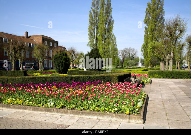 Picturesque Welwyn Garden City Town Centre Stock Photos  Welwyn Garden City  With Handsome Flower Beds In The Centre Of Welwyn Garden City  Stock Image With Captivating Tourture Garden Also Buckingham Palace Garden Party Tea In Addition Ebay Wooden Garden Furniture And Awesome Garden Gnomes As Well As John Lewis Opening Times Welwyn Garden City Additionally Redcliffe Garden Centre From Alamycom With   Handsome Welwyn Garden City Town Centre Stock Photos  Welwyn Garden City  With Captivating Flower Beds In The Centre Of Welwyn Garden City  Stock Image And Picturesque Tourture Garden Also Buckingham Palace Garden Party Tea In Addition Ebay Wooden Garden Furniture From Alamycom
