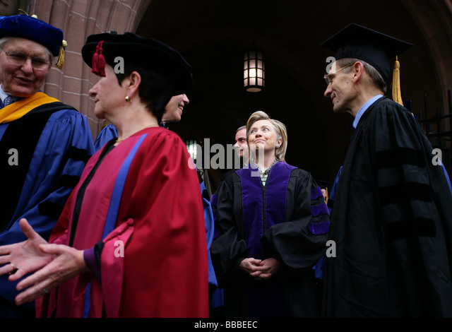 hillary clinton yale thesis