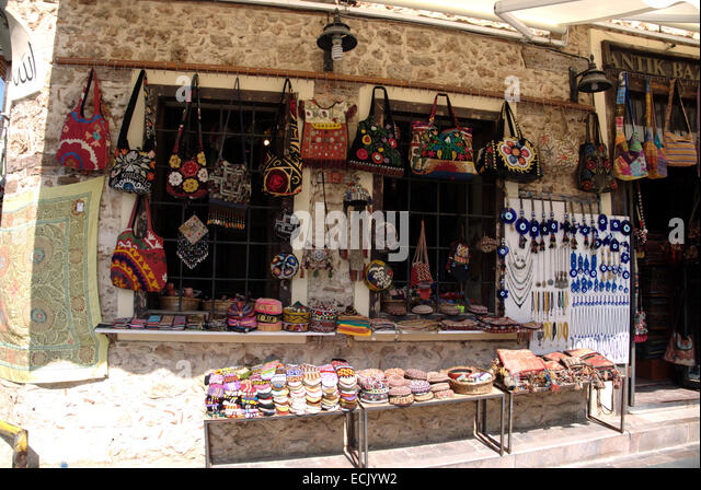 Trinkets Gifts Souvenirs Sale Retail Stock Photos & Trinkets Gifts Souven...