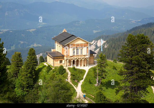 King  39 s House on Schachen  Wetterstein  Garmisch Partenkirchen District. Garmisch Partenkirchen House Stock Photos   Garmisch Partenkirchen