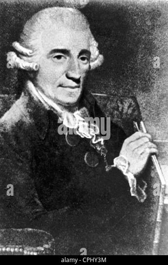 Joseph Haydn Stock Photos Images
