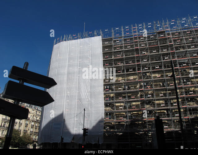 Hotel lutetia stock photos hotel lutetia stock images alamy - Hotel lutetia renovation ...