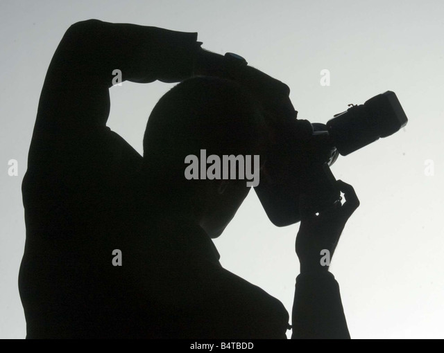 photographer silhouette september 2006 media newspaper press paparazzi shadow cat walk fashion stock image