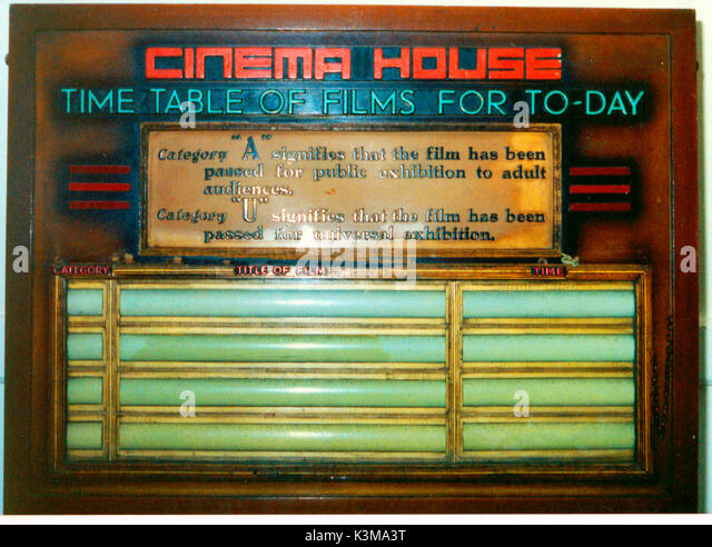 Colour films stock photos colour films stock images alamy for Terrace theater movie times
