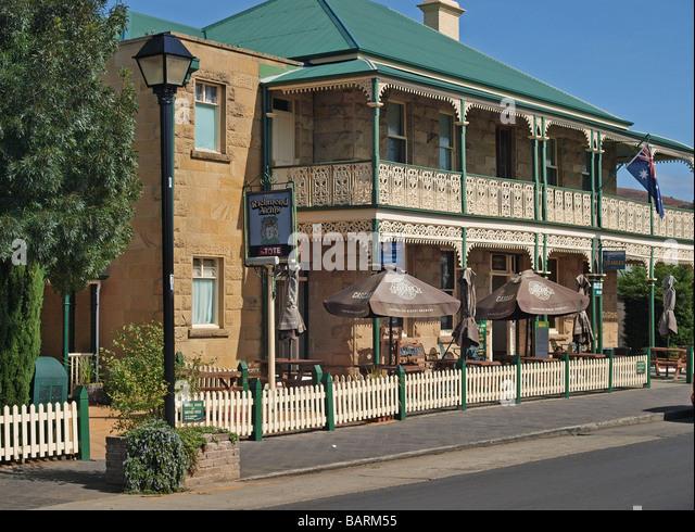 australian heritage hotel stock photos australian. Black Bedroom Furniture Sets. Home Design Ideas
