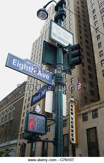 New Yorker Hotel Th Avenue