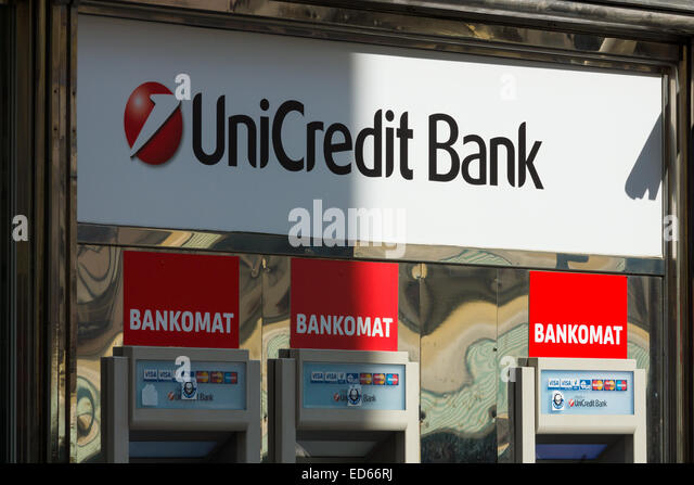 Unicredit Atm Stock Photos Amp Unicredit Atm Stock Images