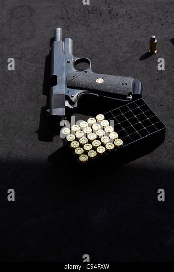 Gun cartridges stock photos gun cartridges stock images for 12 gauge shotgun lying on the floor