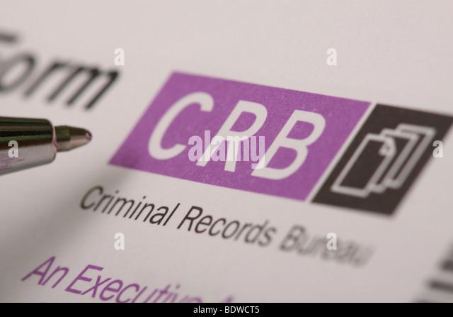 Criminal record stock photos criminal record stock for Bureau records