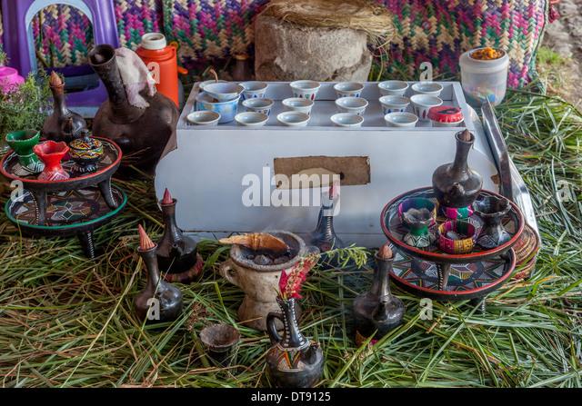 Ethiopian Coffee Ceremony Stock Photos Ethiopian Coffee Ceremony Stock Images Alamy