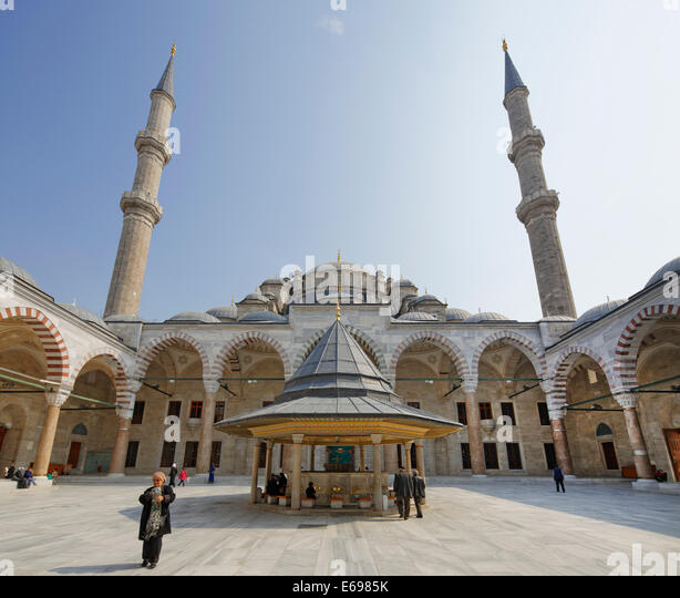 Mosque Building Side View Stock Photos & Mosque Building ...