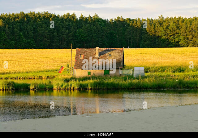 Hoechstadt stock photos hoechstadt stock images alamy for Stocked fishing ponds near me