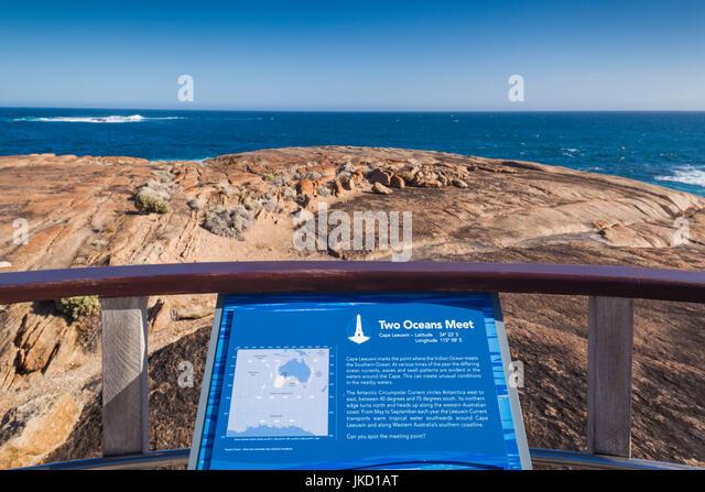 indian and pacific ocean meet australia