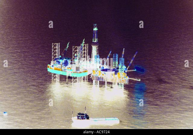 Dubai Oil Rig Accident | CINEMAS 93