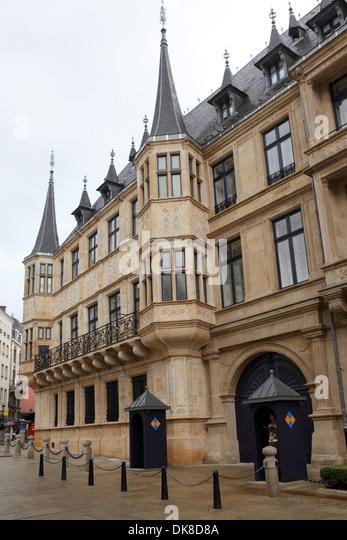 Chamber of deputies stock photos chamber of deputies for Chambre de deputes luxembourg