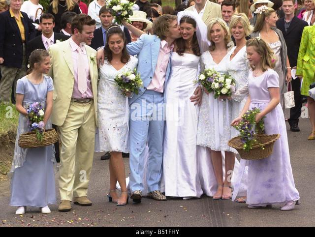 Jamie oliver wife wedding