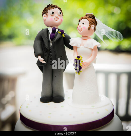 Figures Cake Decoration Stock Photos & Figures Cake ...