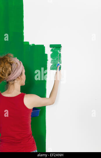 painting a wallPainting Wall Stock Photos  Painting Wall Stock Images  Alamy