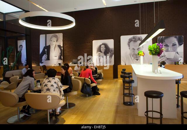Nespresso Beverly Hills Boutique Cafe Beverly Hills Ca