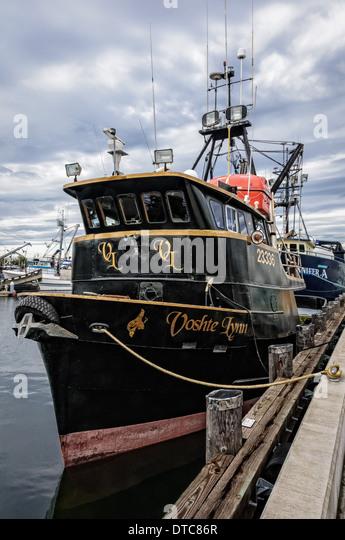 Deadliest catch stock photos deadliest catch stock for Fishing boats seattle