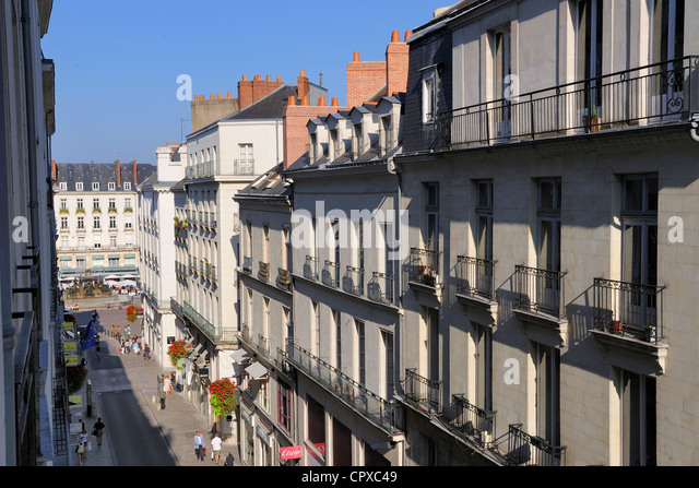 nantes france street stock photos nantes france street stock images alamy. Black Bedroom Furniture Sets. Home Design Ideas