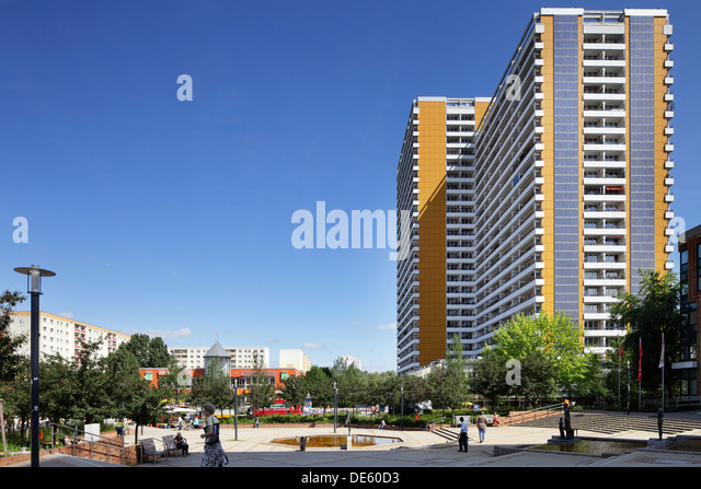 Berliner Platz 2 L Sungen weigel stock photos weigel stock images alamy