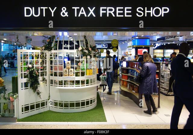 frankfurt airport taxfree