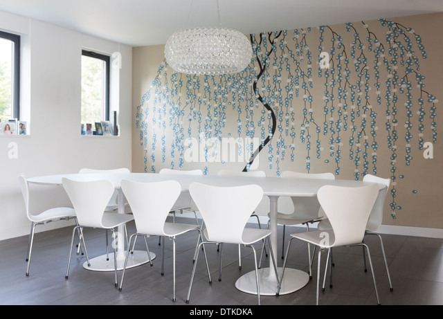 Dining Room Wall Art Stock Photos & Dining Room Wall Art Stock ...