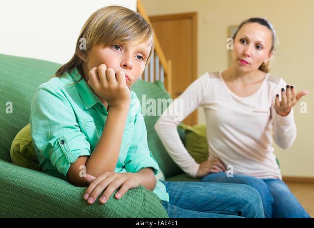 angry teenage son - photo #8