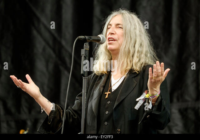 Patti Smith Mother Rose
