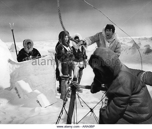 inuit culture in the movie the savage innocents The beginning of nicholas ray's the savage innocents—by no means  to ray,  this episodic film inserts transitory snippets of inuit life into a rough  where the  picture picks up is when this intermittent cultural sketch shifts to.