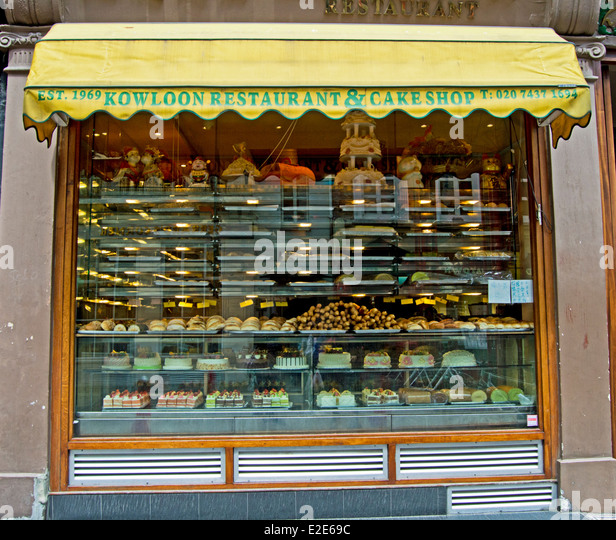 Cake Shop Soho London