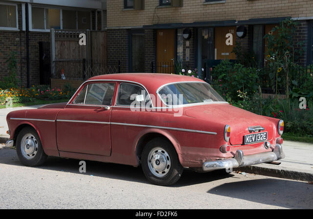 Old Volvo Car Stock Photos Old Volvo Car Stock Images Alamy