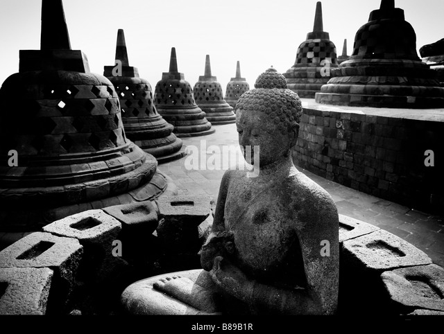 buddhist single men in monument Borobudur, a buddhist stupa in the mahayana tradition, is the largest buddhist  monument in  when people once again inhabited this area, the glory of  borobudur was  43 panels demonstrate the many results that follow one single  effect.