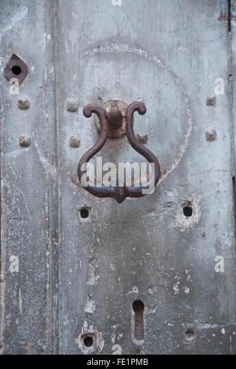 Surprising Wood Door Wrought Iron Stock Photos Amp Wood Door Wrought Door Handles Collection Olytizonderlifede