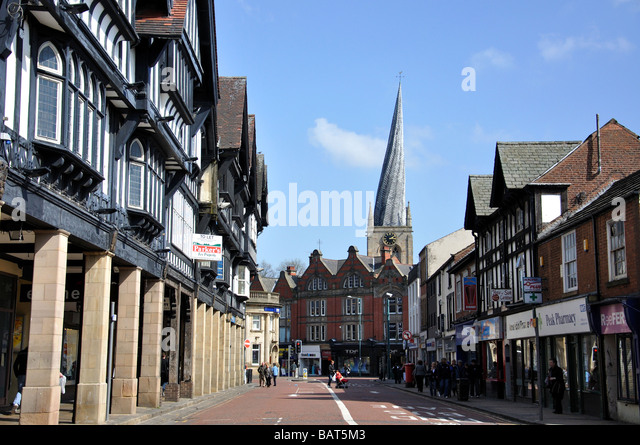 Chesterfield United Kingdom  city pictures gallery : Chesterfield Market Town Stock Photos & Chesterfield Market Town Stock ...