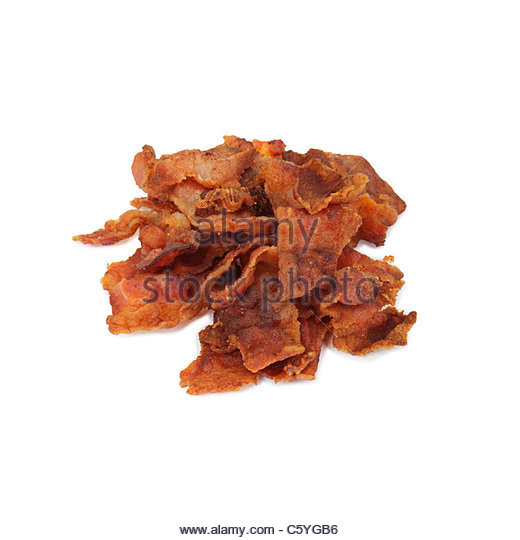how to know when bacon is cooked