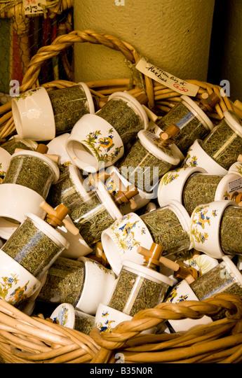 Herb Shop France Stock Photos & Herb Shop France Stock Images - Alamy