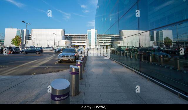 Heathrow Terminal 4 to Heathrow Airport Terminal 3 - 3 ...
