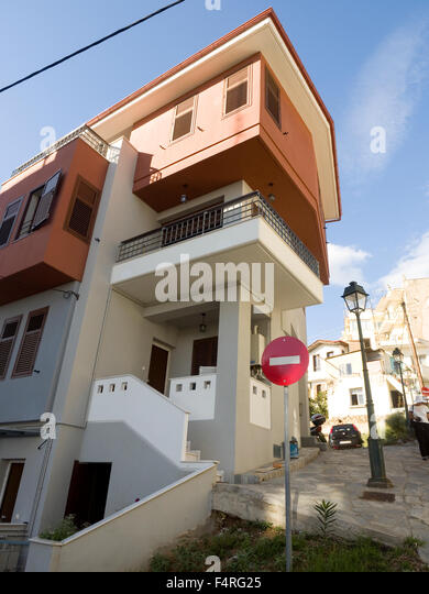 Thessaloniki Greece Street Stock Photos & Thessaloniki ...