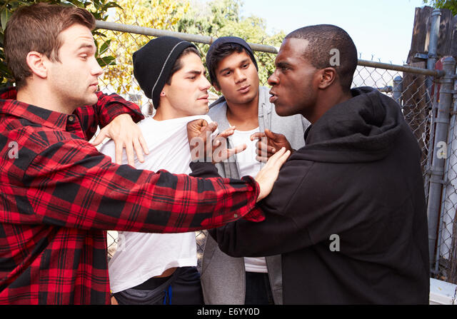 Gang Fight Stock Photos & Gang Fight Stock Images - Alamy