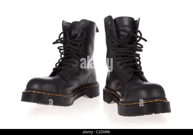 dr martens boots stock photos dr martens boots stock. Black Bedroom Furniture Sets. Home Design Ideas