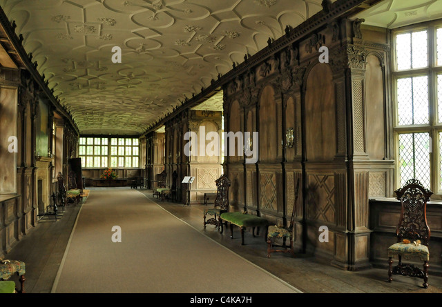 English Stately Home Interior Stock Photos English Stately Home