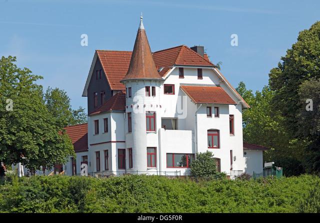 Villa Kiel villa in schleswig germany stock photos villa in schleswig germany