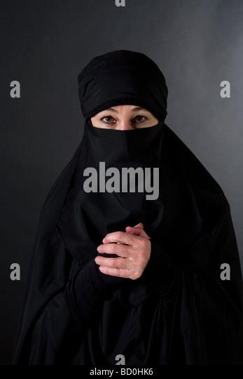 Niqab Uk Stock Photos & Niqab Uk Stock Images - Alamy